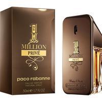 Perfume Masculino 1 Million Privé Paco Rabanne Eau De Parfum 50Ml - Masculino