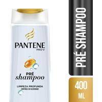 Pré Shampoo Pantene Antirresíduos Hidro-Cauterização 400Ml