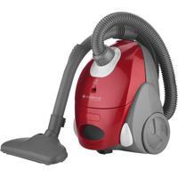 Aspirador De Pó Asp503- Vermelho & Cinza Escuro- 38,Cadence