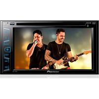 Auto Radio Dvd/Usb/Am/Fm/Bluetooth Avh-298Bt Preto Pioneer