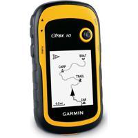 Gps Portátil Garmin Etrex 10 Preto/Amarelo