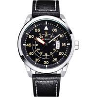 Relógio Curren Analógico 8210 Preto
