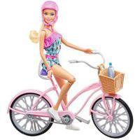 Barbie Passeio De Bicicleta - Mattel