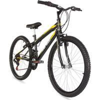 Bicicleta Mormaii New Wave 21 V - Aro 24 - Unissex