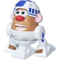 Figura Mashups Playskool - Mr. Potato Head - Star Wars - R2D2 - Hasbro - Unissex-Incolor