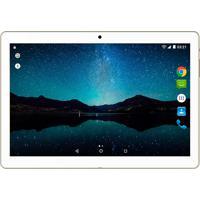 Tablet M10A Lite 3G Android 7.0 Dual Câmera 10 Polegadas Quad Core Multilaser Dourado - Nb268 - Padrão