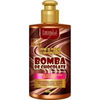 Creme De Pentear Forever Liss Bomba De Chocolate 300G - Unissex-Incolor
