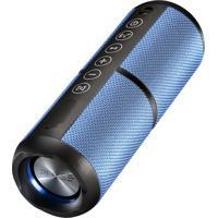Caixa De Som Pulse Wave 2 Tws Bluetooth Ipx6 20W Azul Sp375