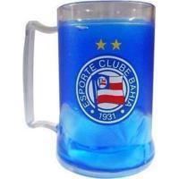 Caneca Chopp Gel - Bahia - Unissex-Azul