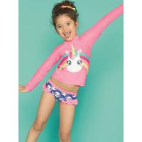 Camiseta Kids Unicornio 110400441 Puket