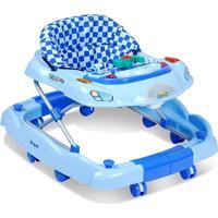 Andador Baby Coupé Ixan3034Az19 Azul - Burigotto