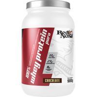 100% Whey Protein Pura 900G Chocolate – Red Nose