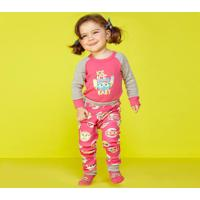 "Pijama ""Ice Baby""- Rosa & Cinzapuket"