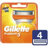 Carga Para Aparelho De Barbear Gillette Fusion 5 Com 4 Unidades 4 Unidades