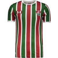 Camisa Under Armour Fluminense I 2018 10 Masculina - Masculino