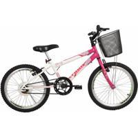 Bicicleta Infantil Athor Aro 20 Charme - Feminino
