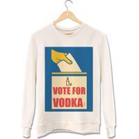 Moletom Vote Vodka