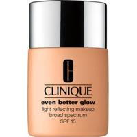 Base Facial Even Better Glow? Light Reflecting Spf15 Clinique Cn 58 Honey - Unissex