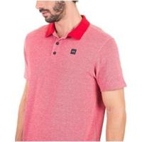 Camiseta Oakley Elevated Basic 2.0 Masculino - Masculino-Vermelho