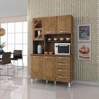 Cozinha Compacta Infinity 5 Pt 4 Gv Ipê
