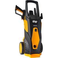 Lavadora De Alta Pressão 1800W 110V Premier 2600 Preta E Amarela