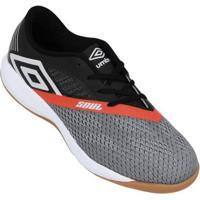 d40c2e4d7f Netshoes  Tênis Umbro Futsal Soul Pro - Masculino