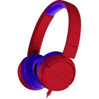 Fone De Ouvido Jbl Jr300 On Ear Para Crianças - Masculino