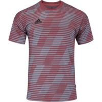 Camisa Adidas Tango - Masculina - Coral