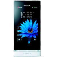 "Smartphone Sony Xperia U Branco - 8Gb - 5Mp - Tela 3.5"" - Android 4.0"