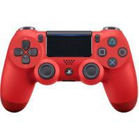 Controle Para Ps4 - Dualshock - Vermelho - Sony