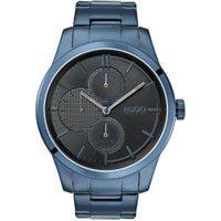 Relógio Hugo Boss Masculino Aço Azul - 1530086