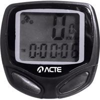 Ciclo Computador Acte Sports Sem Fio A8