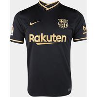 Camisa Barcelona Away 20/21 S/N° Torcedor Nike Masculina - Masculino