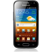 "Smartphone Samsung Galaxy Ace 2 Gt-I8160 Preto - 3G - Câmera 5Mp - Tela 4"" - Dual Core - Android 4.1"