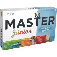 Jogo De Tabuleiro Infantil Grow 8602-1 Master Júnior