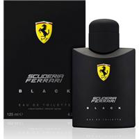 Perfume Ferrari Black Masculino Eau De Toilette