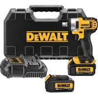 """Chave De Impacto Dewalt Dcf880L2, 1/2"""", 20V Max, 2 Baterias"""