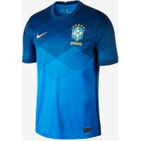 Camisa Nike Brasil Ii 2020/21 Torcedor Pro Masculina
