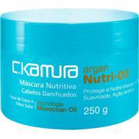 Máscara Nutritiva Argan C. Kamura