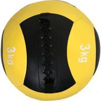Wall Ball 3Kg Medicine Ball Crossfit Treinamento Funcional Wct Fitness - Unissex