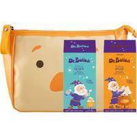 Combo Boti Baby: Necessaire Boti Baby + 2 Trios De Sabonetes