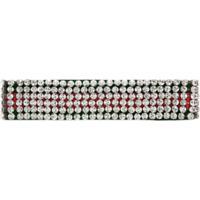 Gucci Headband Web Com Aplicações - Vermelho