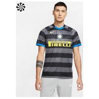 Camisa Nike Inter De Milão Iii 2020/21 Torcedor Pro Masculina