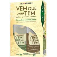 Kit De Shampoo Hidratante + Tratamento Condicionante- 30Embelleze