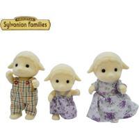 Sylvanian Families - Família De Ovelhas - Epoch - Feminino-Incolor