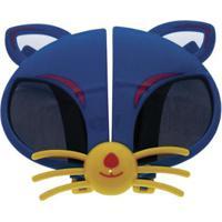 Óculos De Sol Khatto Fox Kids - Unissex-Azul