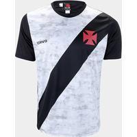 Camiseta Vasco Braziline Proud Masculina - Masculino