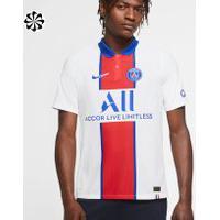 Camisa Nike Psg Ii 2020/21 Jogador Masculina