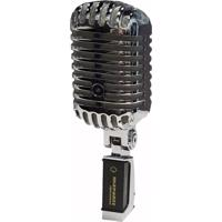 Microfone Profissional Marantz Retrô Cast Prata
