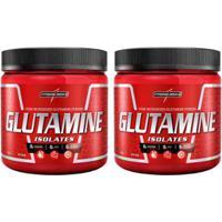 Kit Kfit 2X Glutamine 600G Integral Medica - Unissex